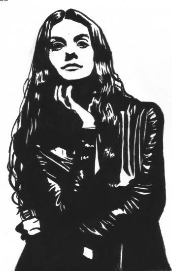 Alanis Morissette by S-rof
